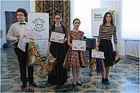"""Eva Garet - câștigător surpriză al Concursului """"Drumul spre celebritate""""."""