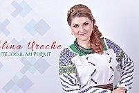 """Alina Ureche lansează melodia """"Uite jocul am pornit"""""""
