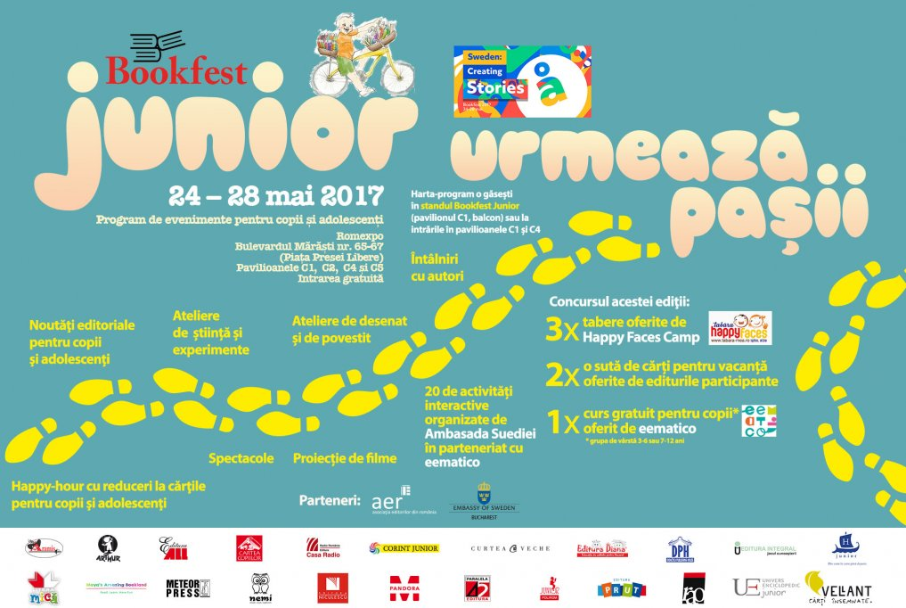 Bookfest Junior 2017