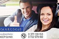 Cum sa inveti mai usor pentru examenul de soferi - DriveSchool.ro - Chestionare auto