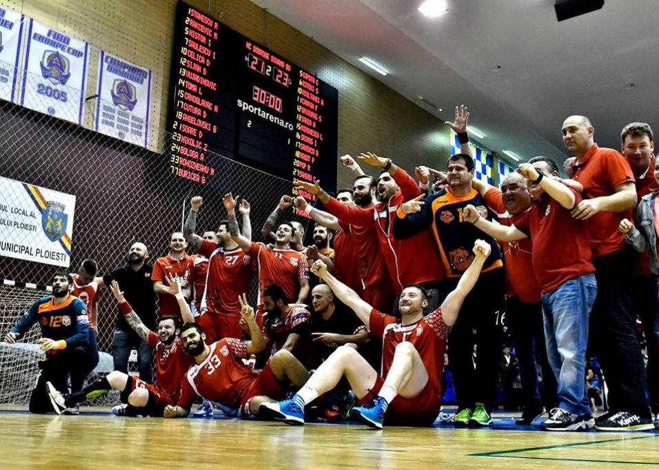 Dinamo Bucuresti - CSM Bucuresti