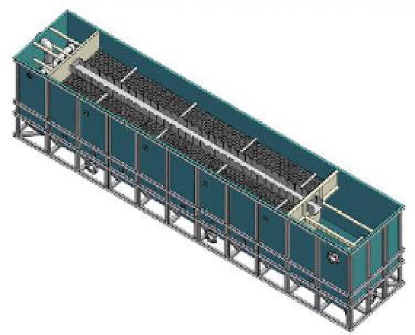Eco-Aqua.ro - Lamele decantoare pentru sisteme de purificare a apelor uzate – Solutii moderne si performante