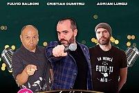 Stand-Up Comedy Sambata 3 Iunie Bucuresti | Doua spectacole