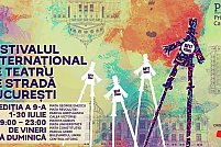 B-FIT in the Street! Festivalul Internațional de Teatru de Stradă