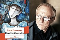 Un cal intră într-un bar, de David Grossman, a obținut Man Booker International Prize 2017