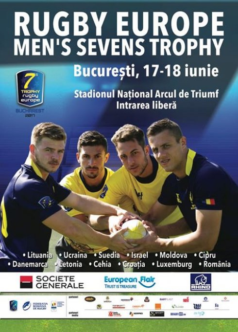 Rugby Europe Men's Sevens Trophy