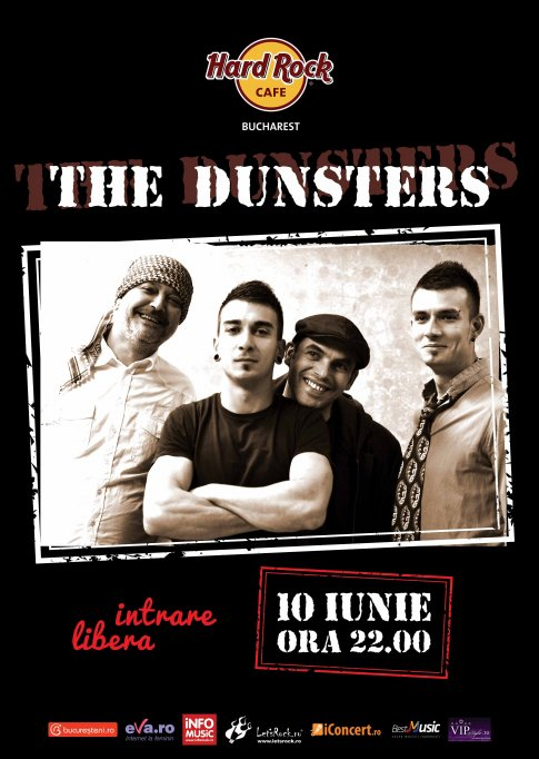 Concert The Dunsters