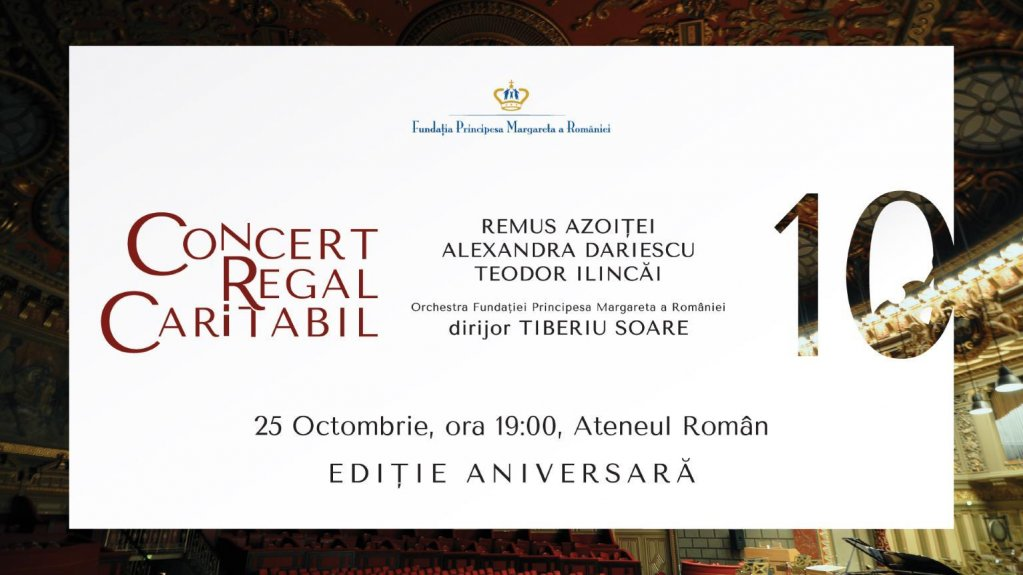 Concert Regal Caritabil