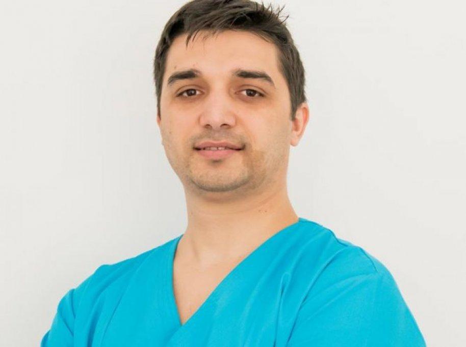 Grigorița Sergiu - doctor