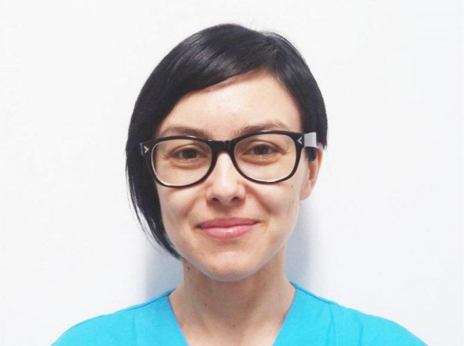 Manea Adelina - doctor