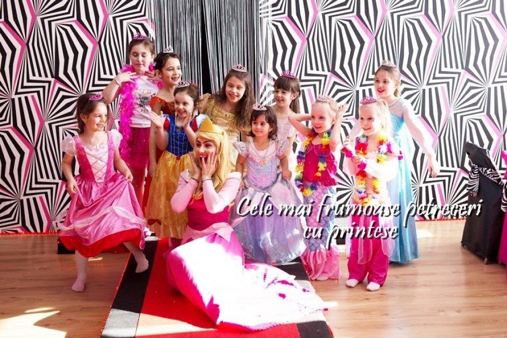 Petreceri pentru copii in Bucuresti