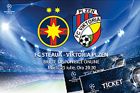 Steaua Bucuresti - FC Viktoria Plzeň