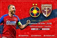 Steaua Bucuresti - FC Voluntari