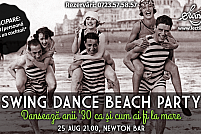 SWING DANCE BEACH Party!