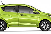 Inchirieri auto in Bucuresti Chevrolet SparK cu 38 lei pe zi