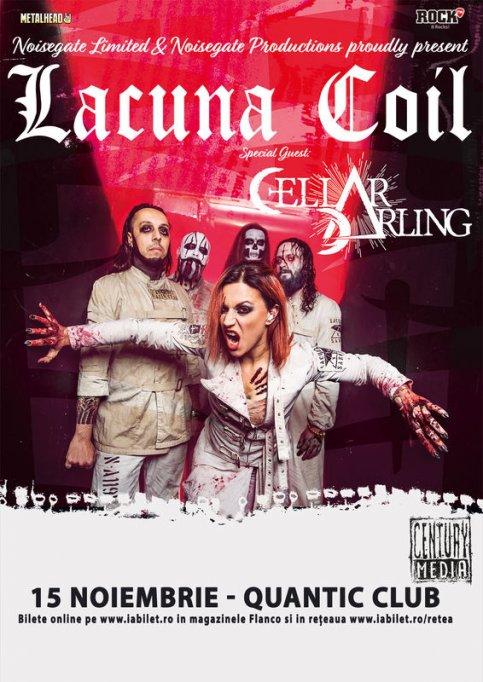 Concert Lacuna Coil