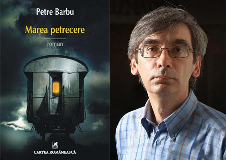 Romanul Marea petrecere, de Petre Barbu, tradus în slovenă