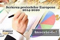 Scrierea proiectelor europene 2014 - 2020