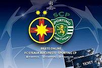 Steaua Bucuresti - Sporting CP