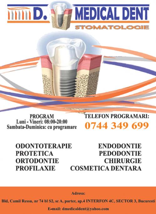 D. Medical Dent