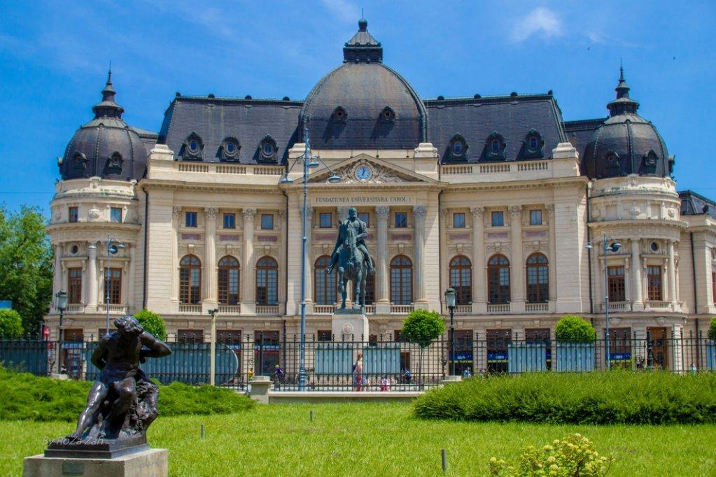 Arhitecţii Bucureştiului şi clădirile de patrimoniu ale oraşului – Curs la Fundația Calea Victoriei