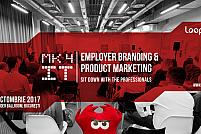 MK4IT București, conferința marketerilor și HR-ilor din sectorul IT