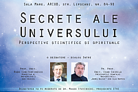 Secrete ale Universului – perspective științifice şi spirituale