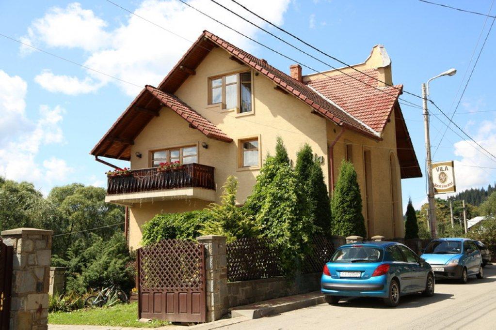 Hai in Vatra Dornei la pensiunea Vila Iulia