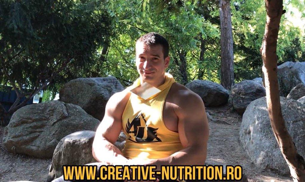 Seminar GRATUIT de nutritie creativa cu Daniel Racoveanu