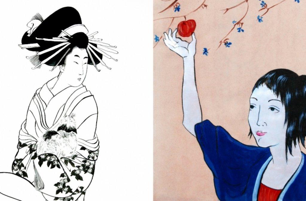Atelier de Grafică – Peniţă şi tuş