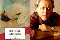 O anatomie a durerii şi a doliului: Arta corpului, de Don DeLillo