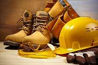 Cum previi un accident minor când lucrezi în contrucții/șantier?