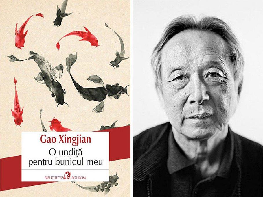 Gao Xingjian, laureatul Premiului Nobel pentru Literatură în anul 2000, la Polirom.