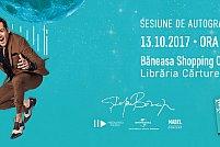 "Stefan Banica te invita la o sesiune meet&greet dedicata noului album - ""Picat din Luna"""