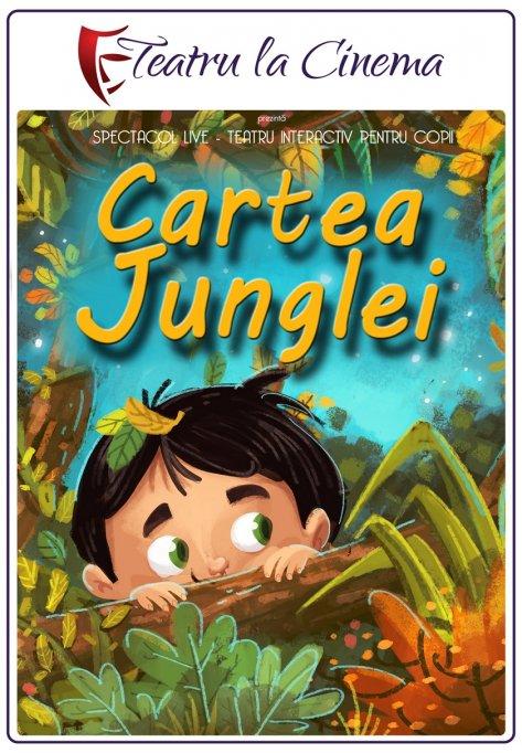Cartea Junglei - Auchan Titan
