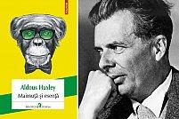 Nou în Biblioteca Polirom: Maimuţă şi esenţă, de Aldous Huxley