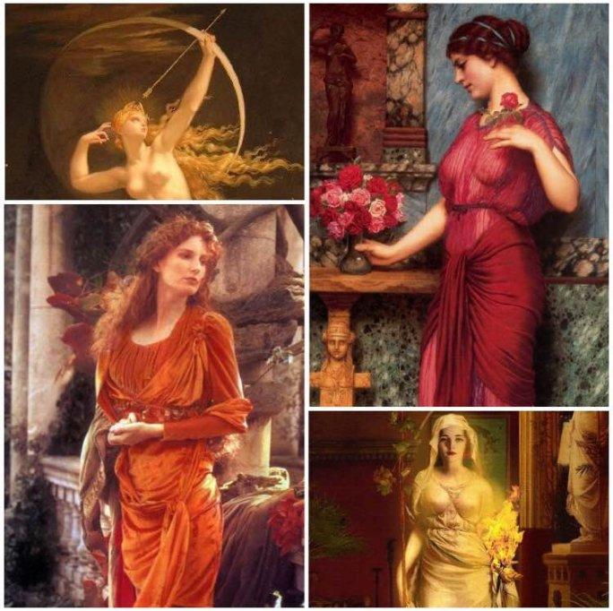 Zeiţele din noi – Arhetipuri ale feminităţii