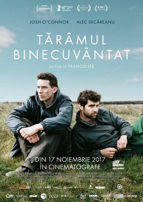 11 nominalizări pentru Tărâmul binecuvântat / God's Own Country la British Independent Film Awards (BIFA)
