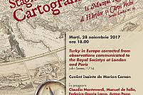 """Ruinele Troiei, Țările Române și Turcia europeană, harta unui nou concert al Stagiunii """"Cartografii sonore"""""""