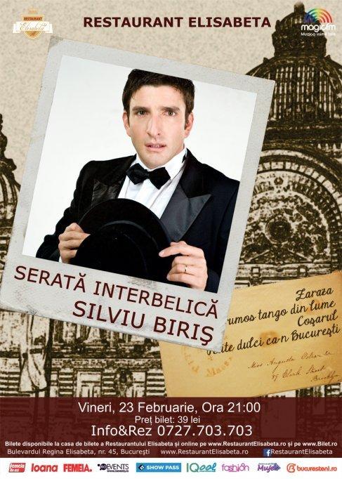 Concert Silviu Biris & Band