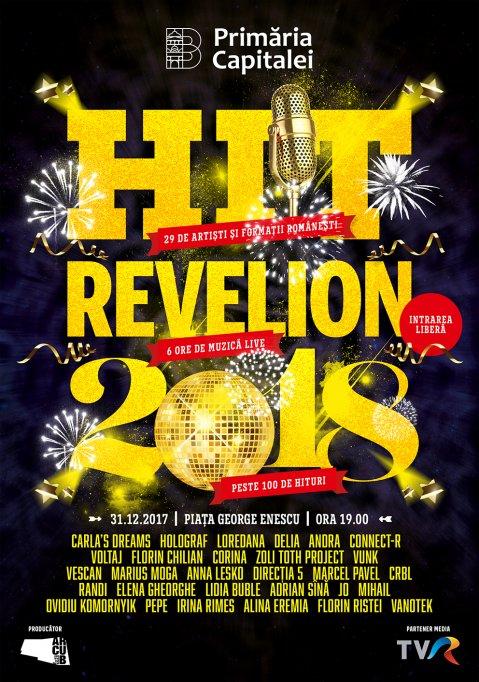 Hit Revelion 2018