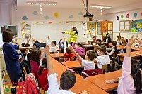 Ora de Educatie Rutiera in clasa