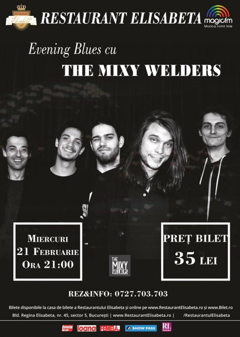 Evening Blues - concert The Mixy Welders