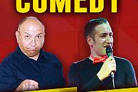 Stand-up Comedy la Taverna Baba Novac