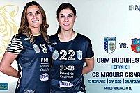 CSM Bucuresti - CS Magura Cisnadie