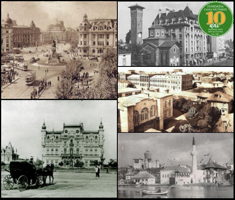 Poveştile Bucureştiului – Amintiri din Micul Paris