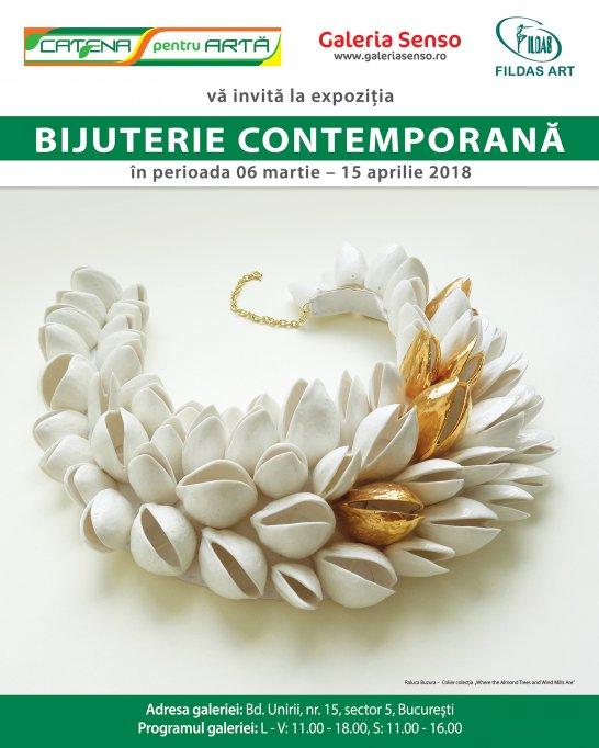 Expozitia Bijuterie Contemporana
