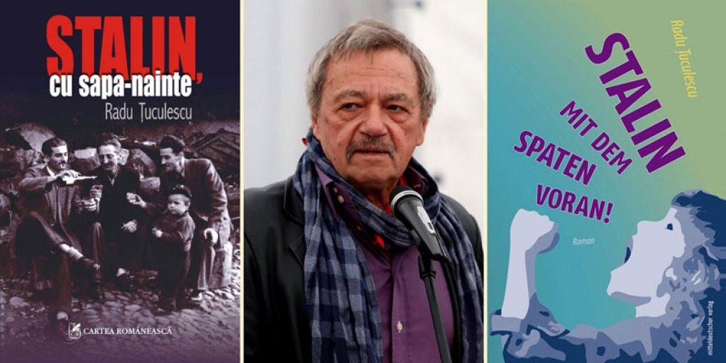 Romanul Stalin, cu sapa-nainte, de Radu Ţuculescu, tradus în Germania