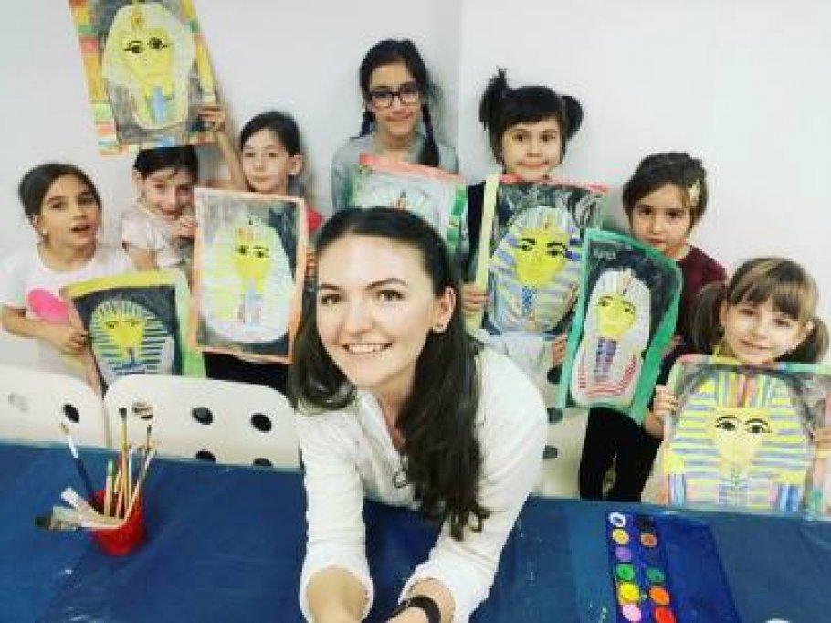 Atelier de Educatie prin Arta pentru Copii