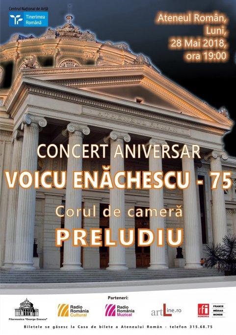 """Concert aniversar Voicu Enachescu - 75"""